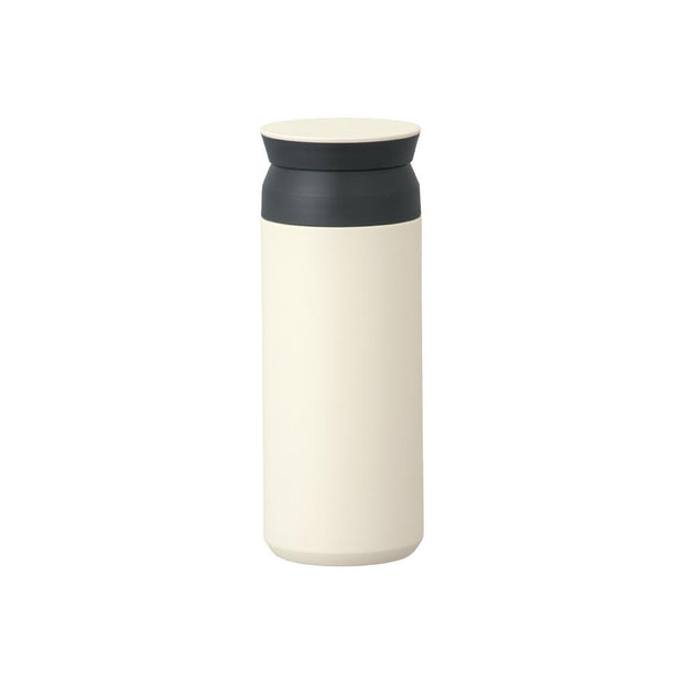 Thermosbecher Trinkflasche TRAVEL TUMBLER Weiß 500ml