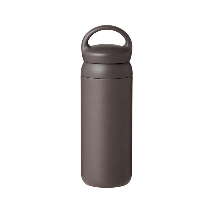 Thermosflasche Outdoor Grau 500ml