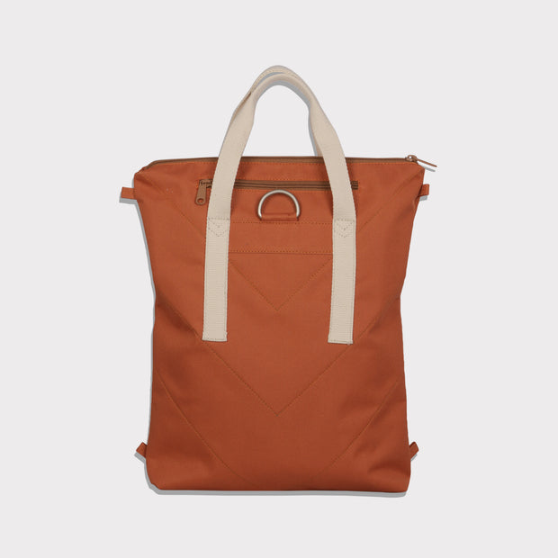 UNIQUE GRETA Terracotta Cognac Leder
