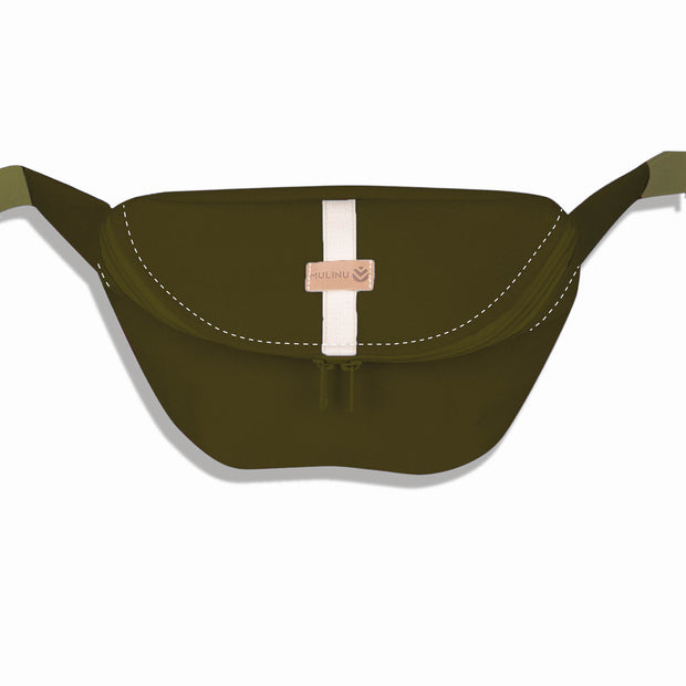 HENNES CLASSIC Hipbag S Olive