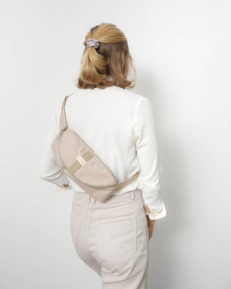HENNES CLASSIC Hipbag M/L Nude