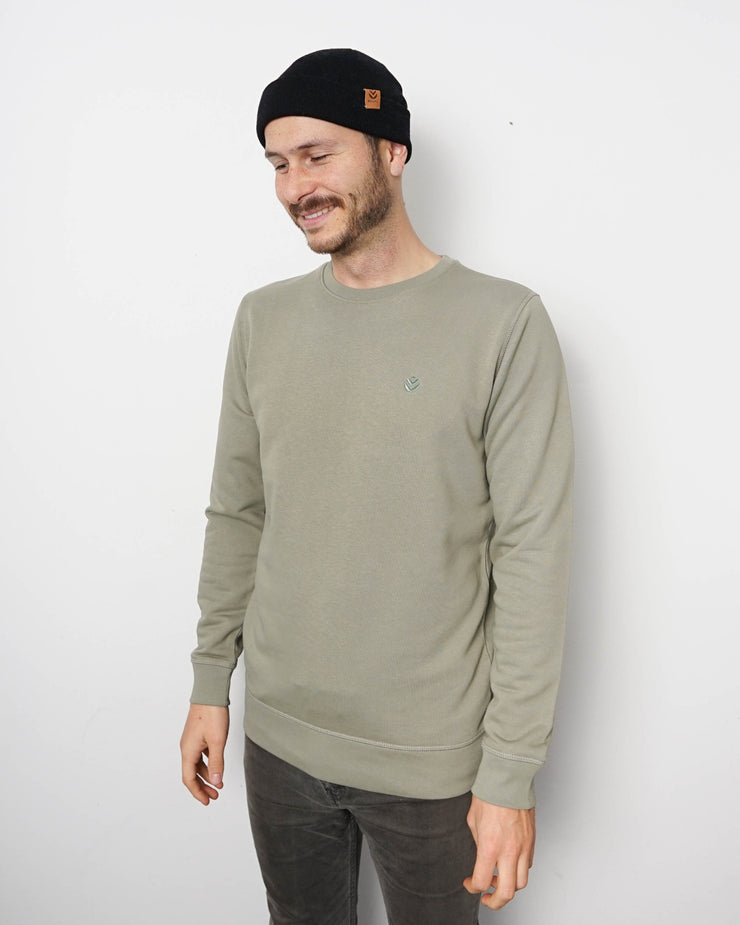 Basic Unisex Sweater Salbei