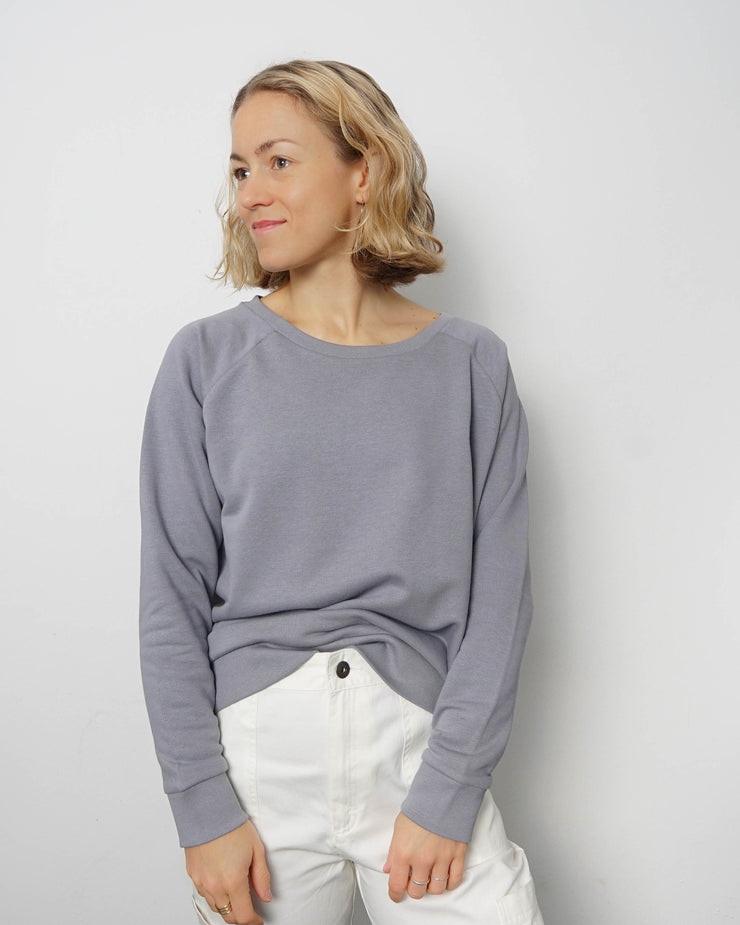 Relax Sweater Taupe
