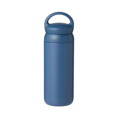 Thermosflasche Outdoor Blau 500ml