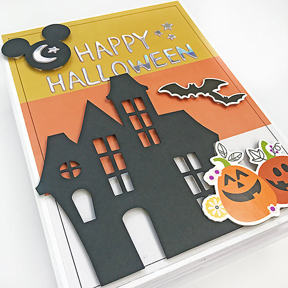 Happy Disney Hauntings Project Kit