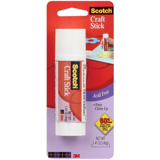 Scotch Craft Glue Stick