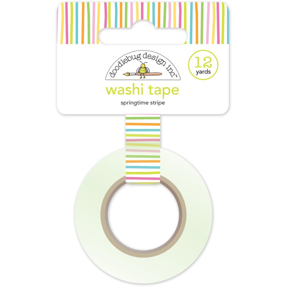 Rainbow Springtime Washi Tape