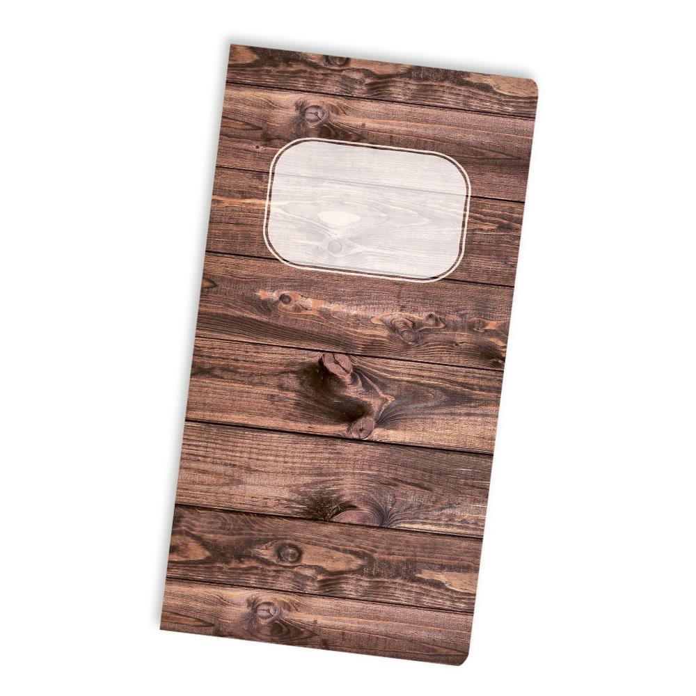 Dark Wood Insert