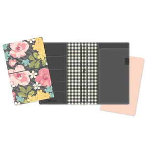 Typewriter Floral Traveler's Notebook Bundle