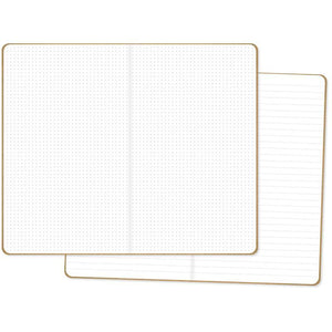 Dot Grid/Lined Inserts