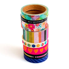 Load image into Gallery viewer, Color Study Washi Tape
