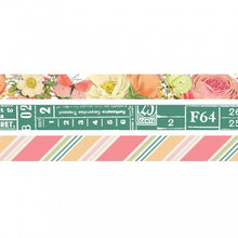 Load image into Gallery viewer, Simple Vintage Garden District Washi Tape Trio