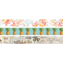 Load image into Gallery viewer, Simple Vintage Coastal Washi Tape Trio
