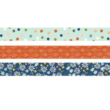 Load image into Gallery viewer, Safe Travels Washi Tape Trio