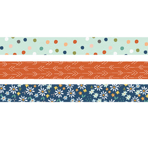 Safe Travels Washi Tape Trio