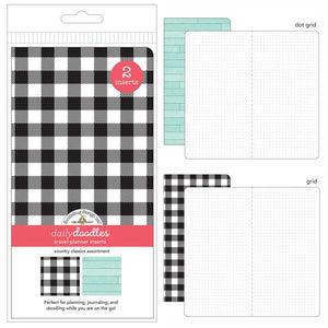 Country Classics Traveler's Notebook Inserts