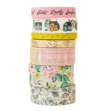 Load image into Gallery viewer, Garden Party Washi Tape