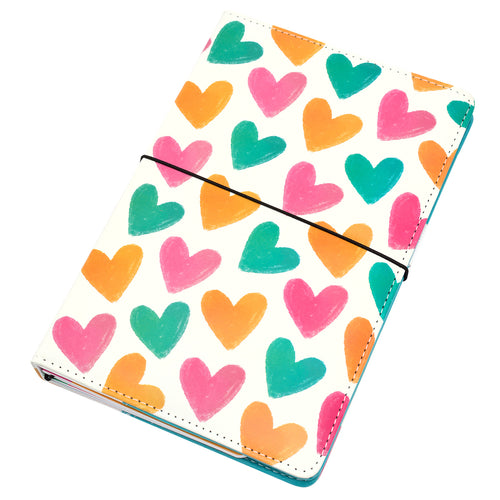 Hearts Traveler's Notebook