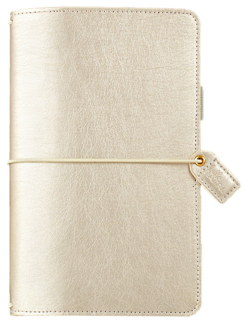 Champagne Traveler's Notebook