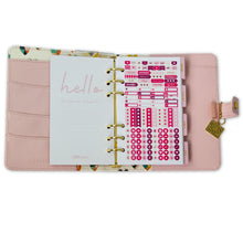 Load image into Gallery viewer, *PRE-ORDER* Ballerina Pink Personal Planner