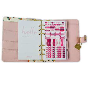 SPECIAL ORDER - Ballerina Pink A5 Planner