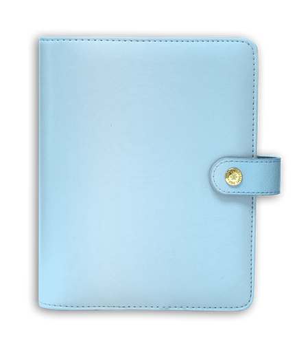 *PRE-ORDER* Sky Blue Personal Planner