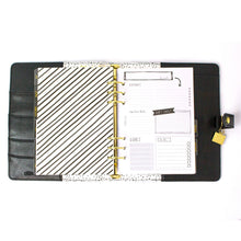 Load image into Gallery viewer, *PRE-ORDER* Buffalo Check A5 Planner