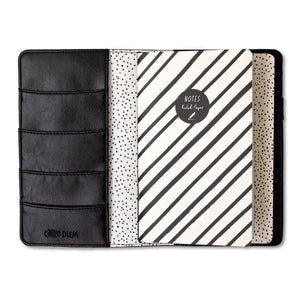 Buffalo Check Traveler's Notebook