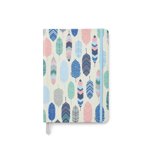 Feathers Soft Cover Journal