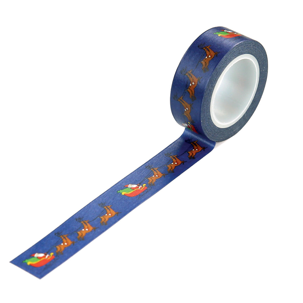 Dash Away Washi Tape