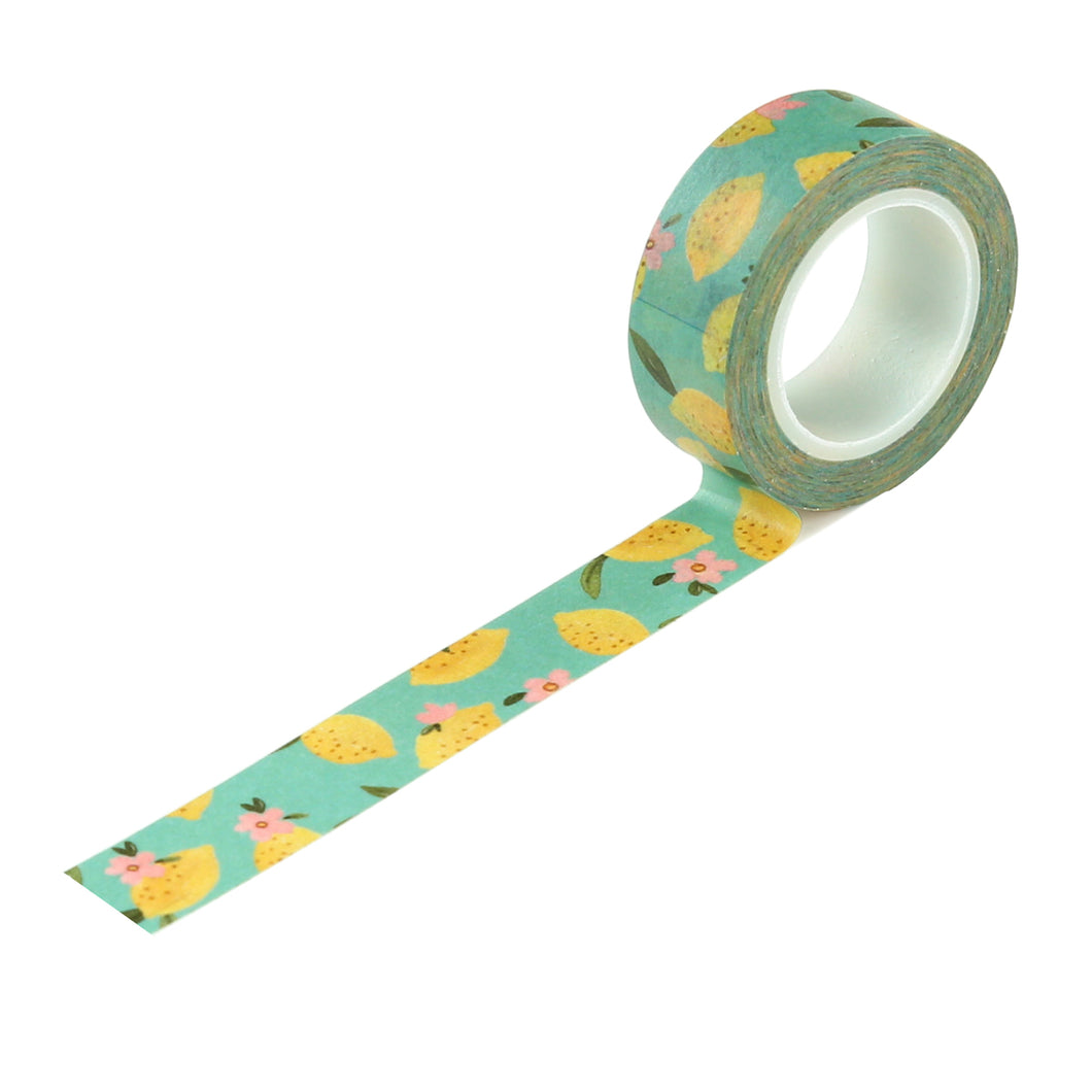 Sweet Lemons Washi Tape