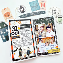 Load image into Gallery viewer, Hey Pumpkin Die Cut Ephemera