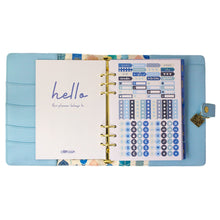 Load image into Gallery viewer, SPECIAL ORDER - Sky Blue A5 Planner