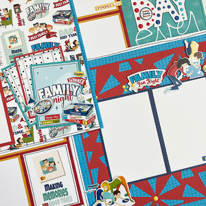 Family Fun Layouts Kit