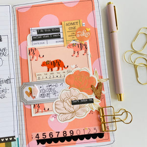 Sweet Story 6x8 Paper Pad