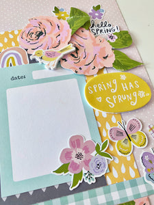 Hello Spring Layouts Kit