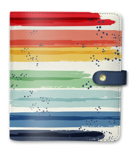 Load image into Gallery viewer, *PRE-ORDER* Rainbow Color Wash A5 Planner