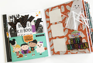 Happy Disney Hauntings Mini Book Kit