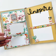 Load image into Gallery viewer, Hey Crafty Girl Mini Book Kit