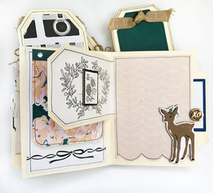 Life Is Lovely Mini Book Kit