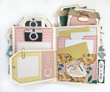 Load image into Gallery viewer, Life Is Lovely Mini Book Kit