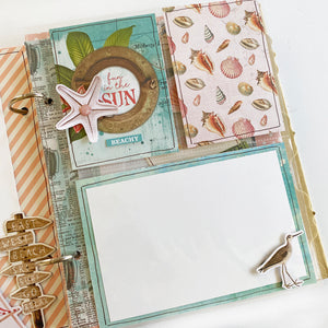 Life is Better at the Beach 6x8 Album Kit