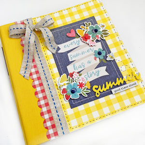 Every Summer Has a Story 6x8 Album Kit