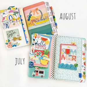 Mid Summer Traveler's Notebook Kit
