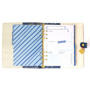 Rainbow Color Wash A5 Planner