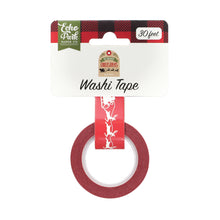 Load image into Gallery viewer, Sleigh Ride Washi Tape