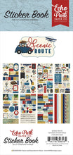 Load image into Gallery viewer, Scenic Route Sticker Book