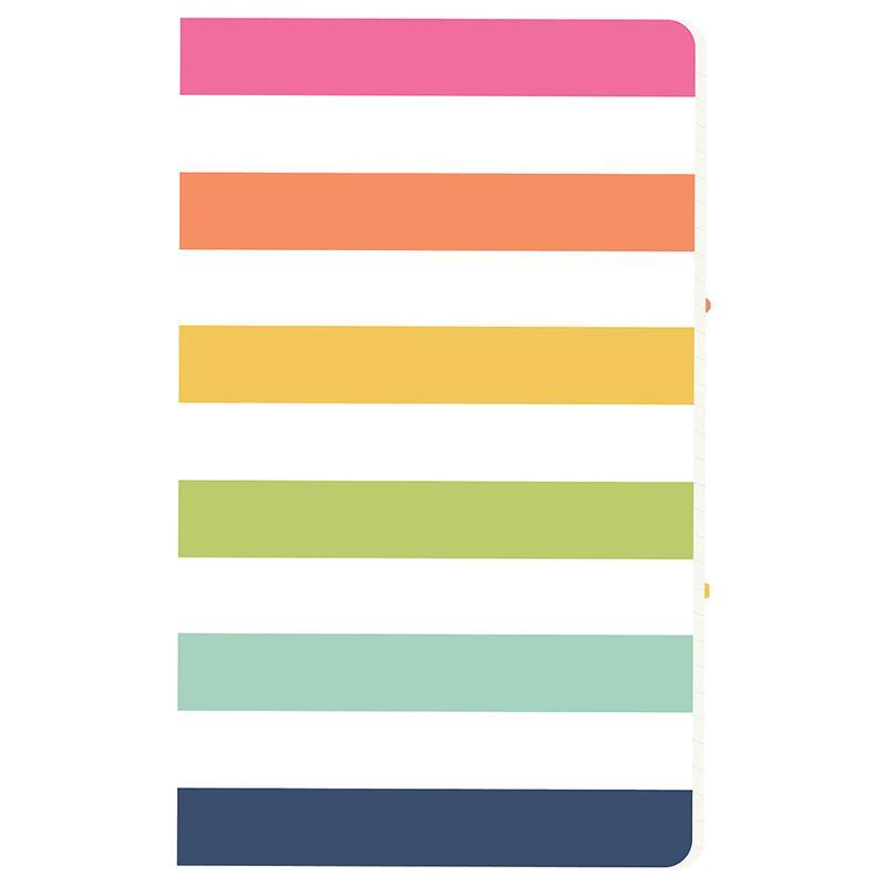 Rainbow Striped Insert