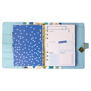 *PRE-ORDER* Sky Blue A5 Planner