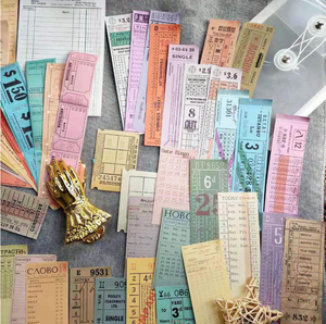 Vintage Tickets & Assorted Ephemera
